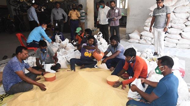 RCC starts food distribution among poor families - Bangladesh Post