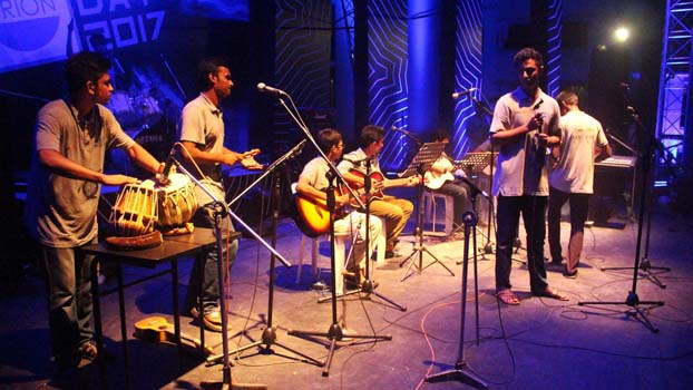 A map of musical variations in - Bangladesh Post